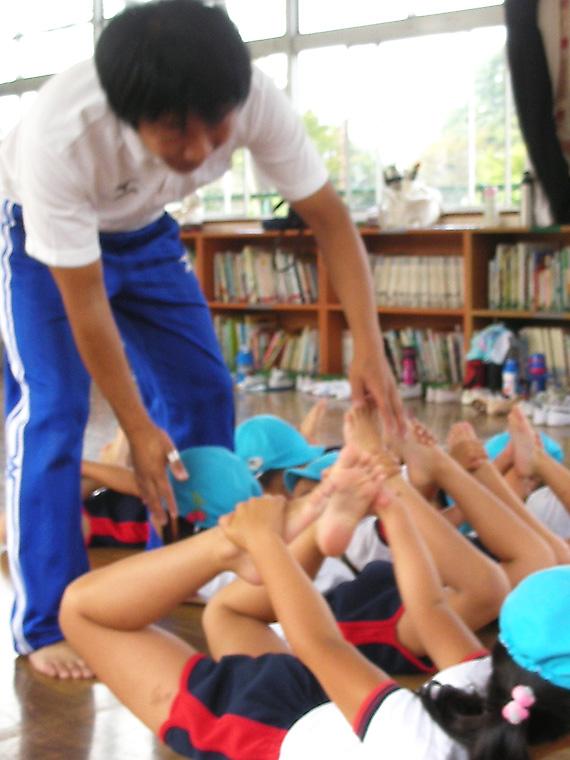 幼児野球教室